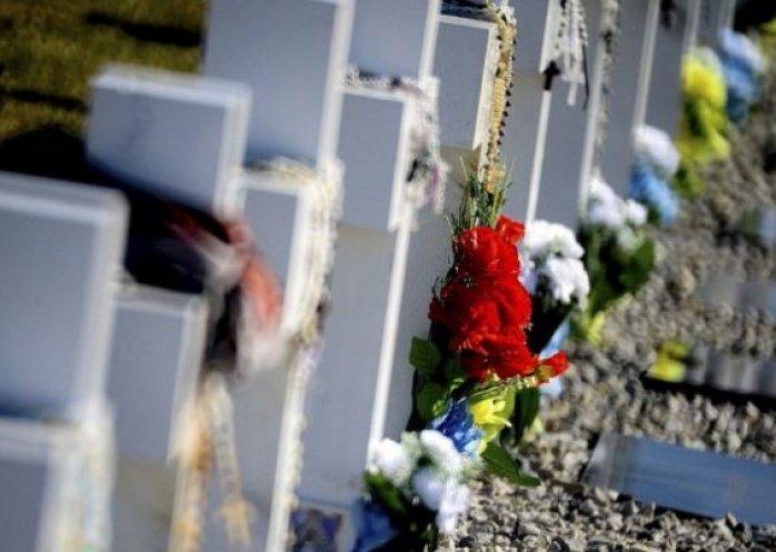 foto: Identifican los restos de seis soldados argentinos inhumados en las Islas Malvinas