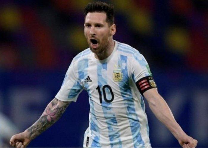 """foto: De Messi a los hinchas: """"Gracias nuevamente por lo que me hacen sentir"""""""