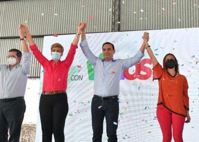 foto: Eco+Vamos Corrientes presentó sus candidatos en San Roque