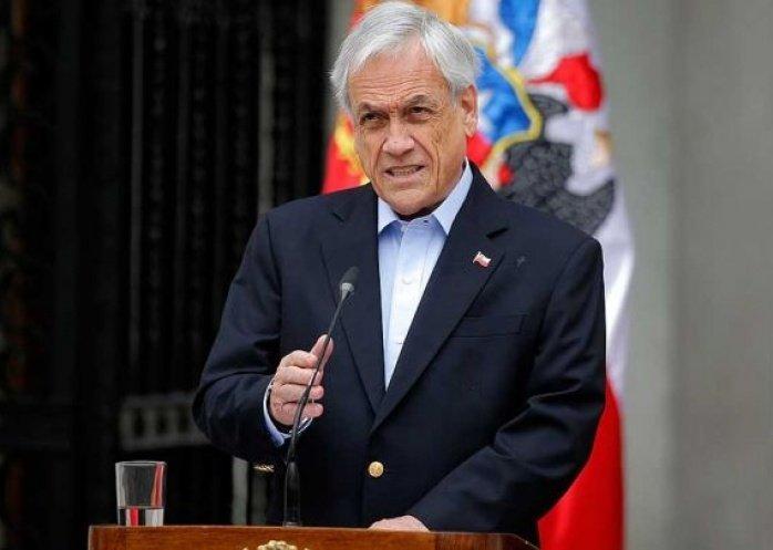 foto: Piñera decretó estado de emergencia en el sur de Chile por el conflicto con mapuches