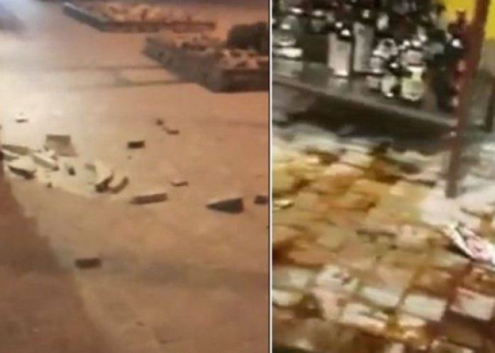 foto: Sismo de 5.4 Richter en Chile hizo temblar El Calafate