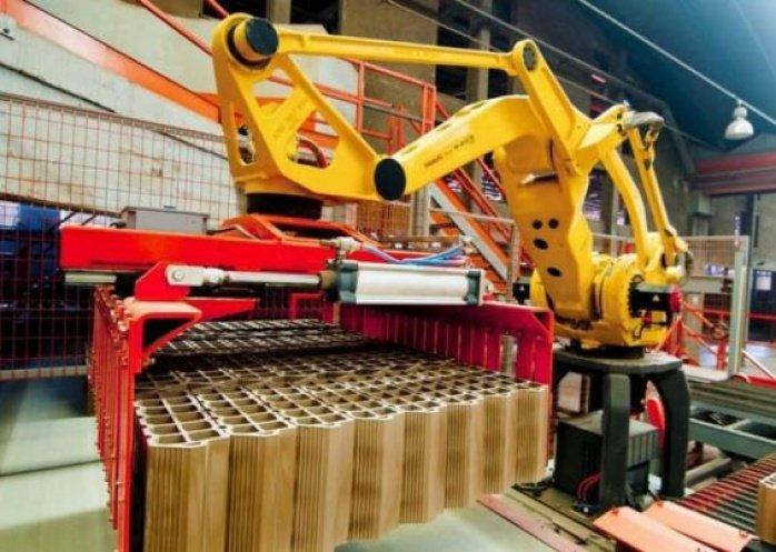 foto: La industria del ladrillo hueco creció más del 50% este año