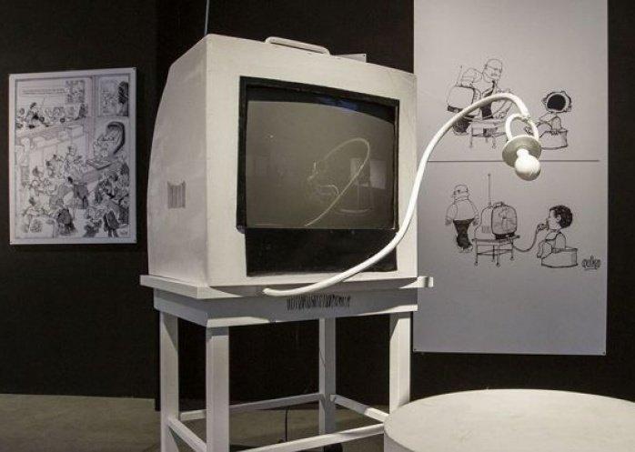 foto: Una muestra en Tecnópolis recrea los ingeniosos inventos que se le ocurrieron a Quino