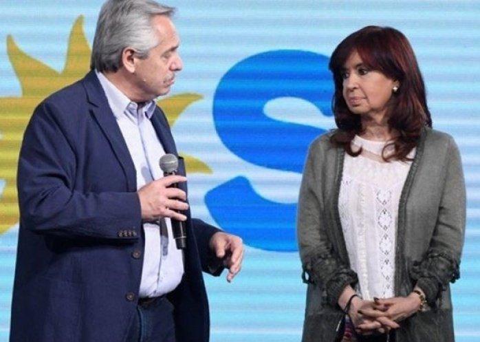 foto: Alberto y Cristina convocaron a movilizarse el domingo 17 de octubre