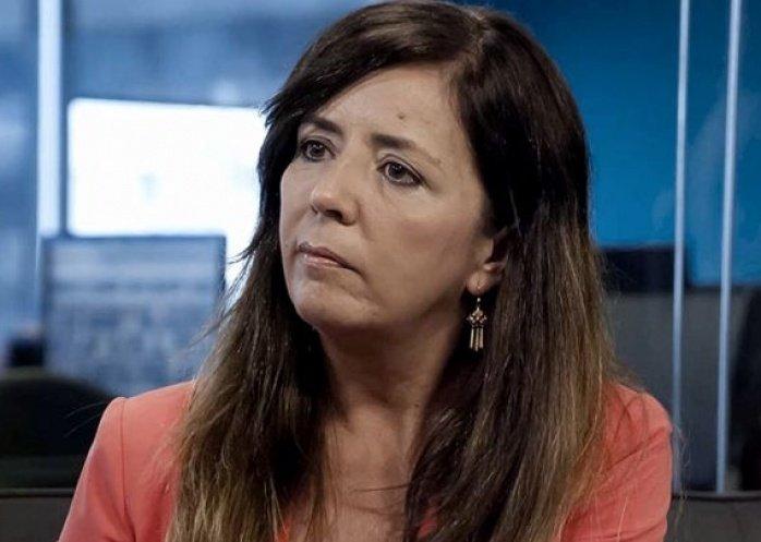 foto: Alberto Fernández designó a Gabriela Cerruti como portavoz de la Presidencia