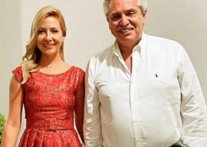 foto: Alberto Fernández anunció que el bebé que espera con Fabiola Yañez es un varón
