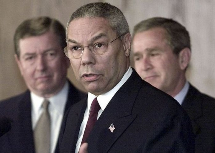foto: Murió por coronavirus el exsecretario de Estado de EEUU Colin Powell