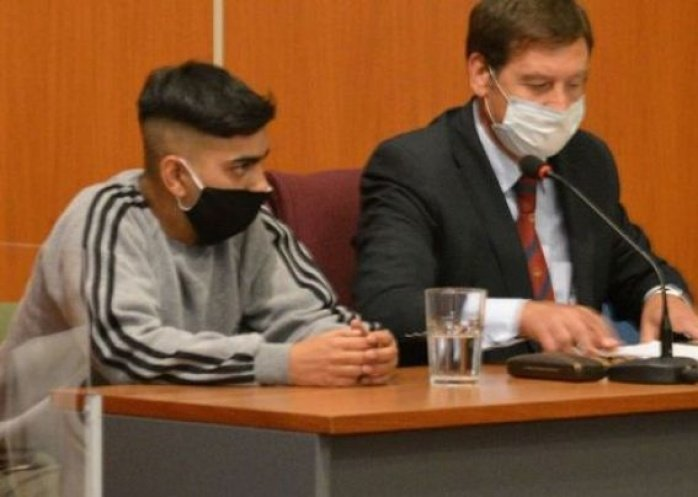 foto: Condenaron a Lautaro Teruel a 12 años de prisión por abuso sexual: quedó preso