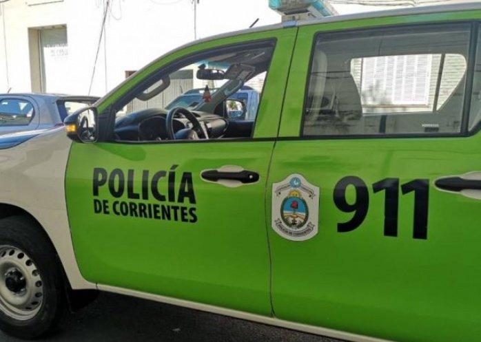 foto: Habrían intentado robar y chocaron cuando escapaban de la policía