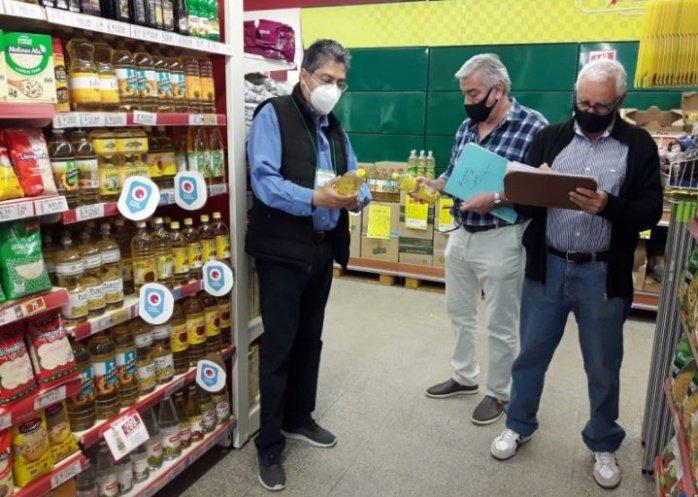 foto: Capital: Controlan cumplimiento de Precios Cuidados y cortes de carne bonificados