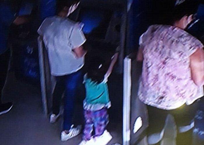 foto: Detuvieron a una mujer que robaba dinero de cajeros automáticos