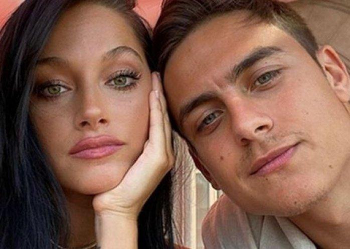 foto: Oriana Sabatini y Paulo Dybala sufrieron un robo